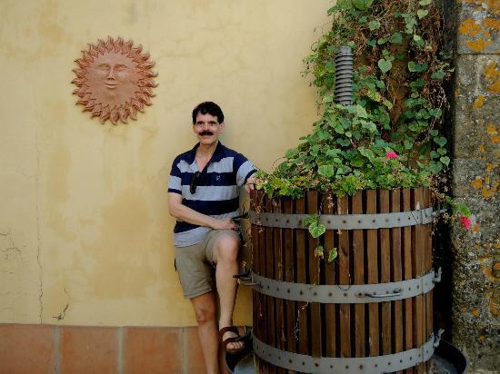 Villa Il Crocicchio: Tuscan Sun