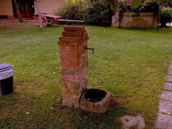 Villa Il Crocicchio: Quaint and scenic