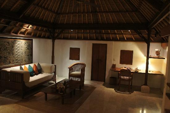 Belmond Jimbaran Puri: chambre