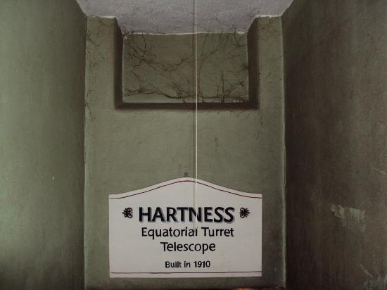 Hartness House: The entrance into the underground museum