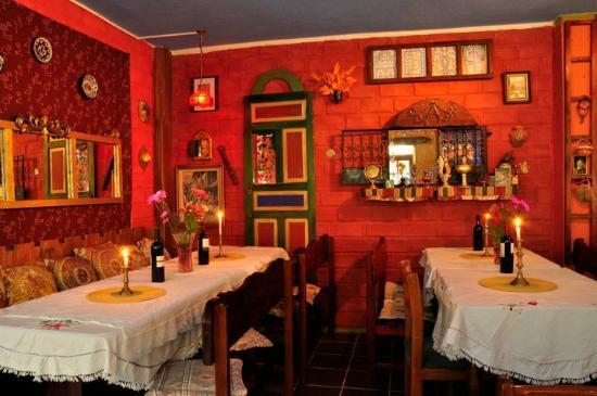Hotel Mariane: Restaurante