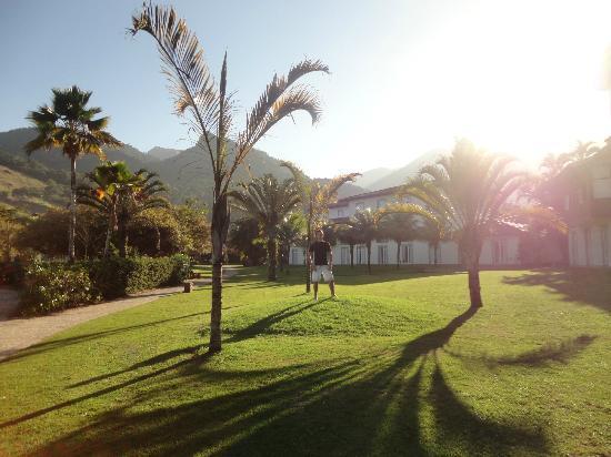Club Med Rio Das Pedras: Garden