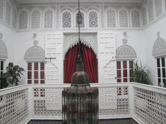 Riad Khalik Lili : Intérieur