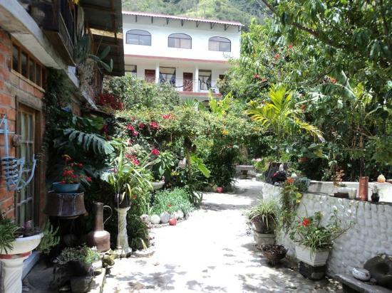 Hotel Mariane: Entrada