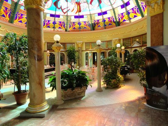 Hotel Aphrodite: Kawiarnia Aphrodite