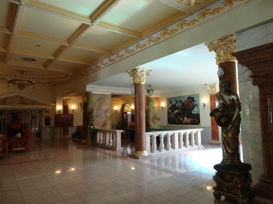 Hotel Aphrodite: Hol Aphrodite