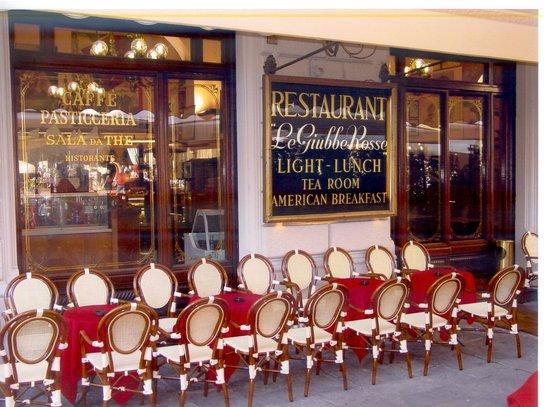 GIUBBE ROSSE, Florence - San Giovanni - Restaurant Reviews, Photos ...