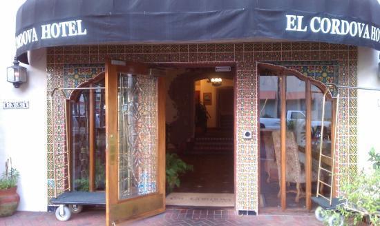 إل كوردوفا هوتل أون كورونادو أيلاند: El Cordova Hotel 