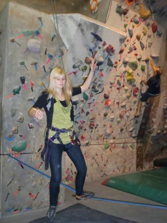 North Wall Rock Climbing Picture