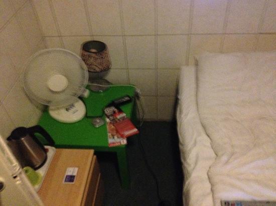 Freeland Hotel: Más de la celda