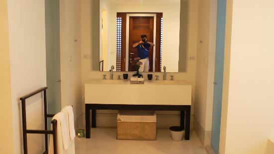 ยายย่า รีสอร์ท หัวหิน: Bathroom
