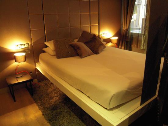 ZE Hotel: chambre 1