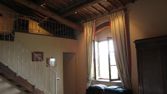 Villa Le Barone: Room 26 - loft