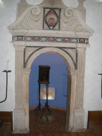 Hospederia Castillo Papa Luna: Reliquia