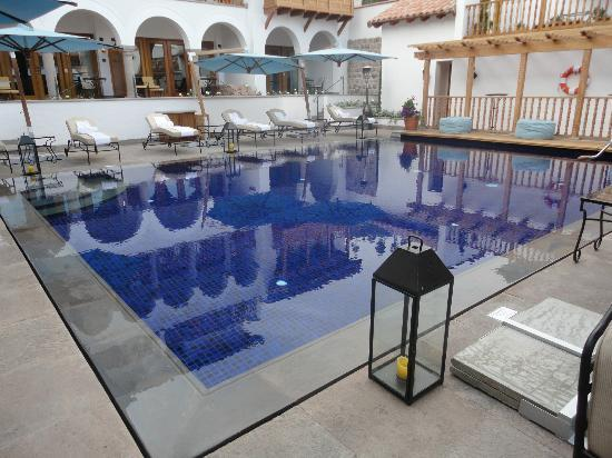 Belmond Palacio Nazarenas: ambiente da piscina