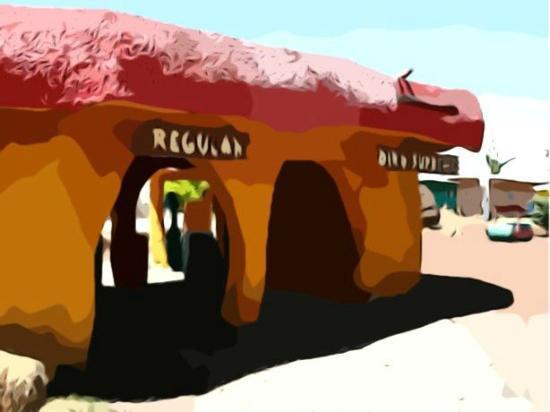 写真Flintstone's Bedrock City枚