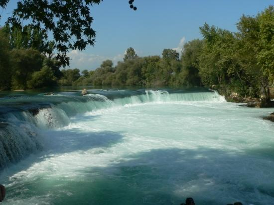 Seher Sun Beach Hotel : waterfalls on the manavgat day trip well worth it