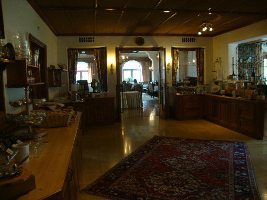 Hotel Goldene Rose: Sala della colazione 2