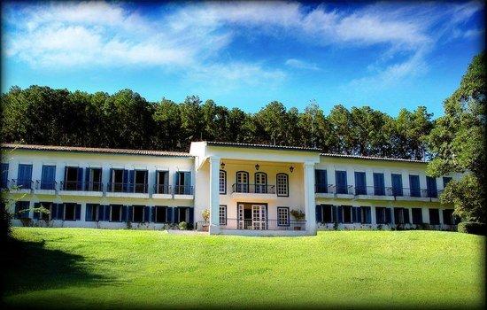 Hotel Fazenda Dona Carolina: Prédio dos apartamentos