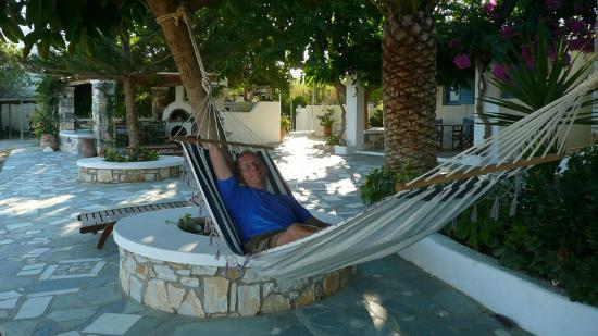 Ilios of Paros: Relax...