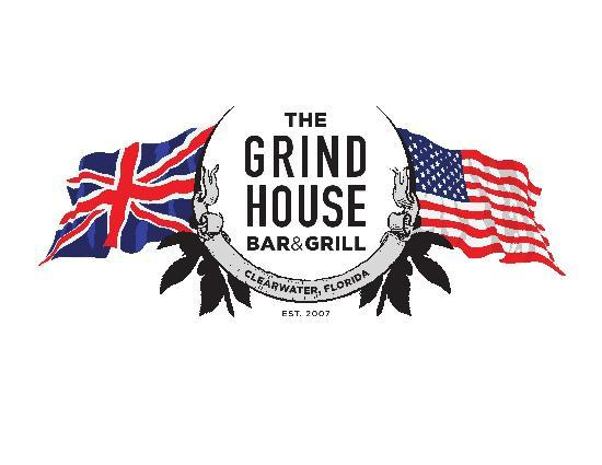 Grind House Bar and Grill: Logo