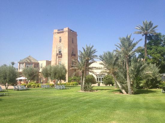 Club Med Marrakech La Palmeraie: zona piscina