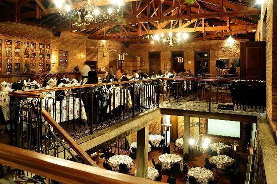 Hotel Fazenda Dona Carolina: Restaurante Cachaçaria