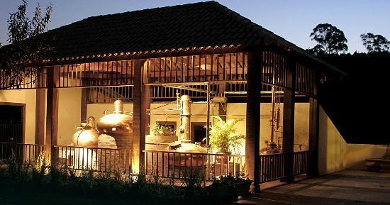 Hotel Fazenda Dona Carolina: Alambique da Cachaça