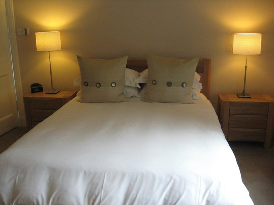 Brucefield Boutique B & B: Lovely interior design