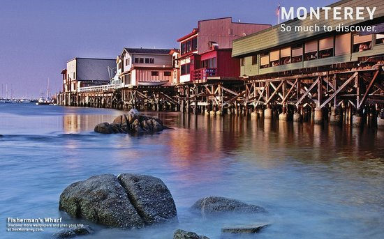 Comfort Inn Monterey by the Sea: Fisherman's Wharf in Monterey
