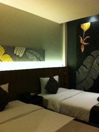 โรงแรมสยามสวาน่า: Simple and cozy