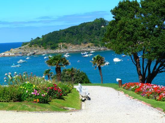La Concha Beach : beach