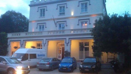 Grange Lodge Hotel: Hotel