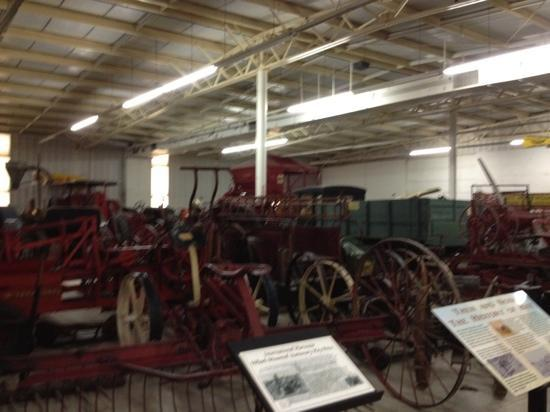 National Agricultural Center and Hall of Fame : most interesting place in museum