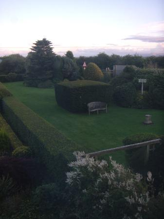 The Gretna Chase Hotel: View from our bedroom