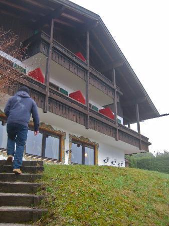 Alpenhotel Denninglehen: Walking Around the Hotel