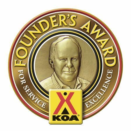 Copake KOA: Award Winning KOA