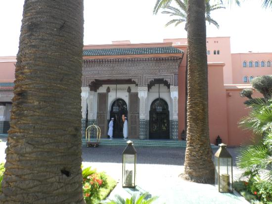 La Mamounia Marrakech: Entrance