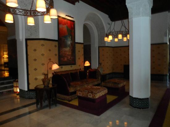 La Mamounia Marrakech: Part of Lobby