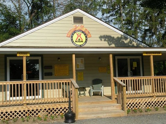 Copake KOA: Full stocked store!