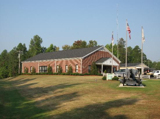 BEST WESTERN Butner Creedmoor Inn: Camp Butner Training Center