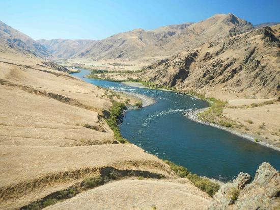 Hells Canyon National Recreation Area: Snake River.