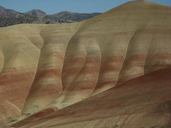 ‪‪John Day‬, ‪Oregon‬: Painted Hills