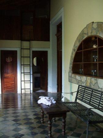 Hostel Oasis: Baño (1)