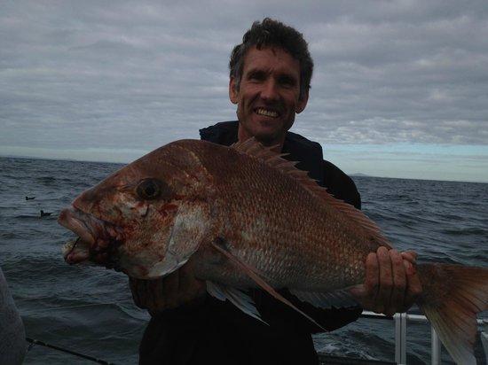 Megabites Fishing Charter Ltd : Nice Snapper !