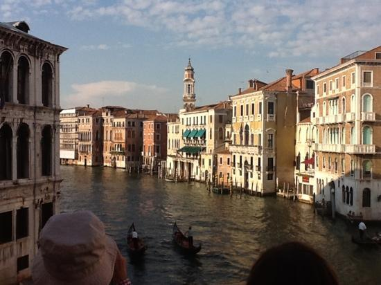 Hotel Dei Dragomanni: The Grand Canal