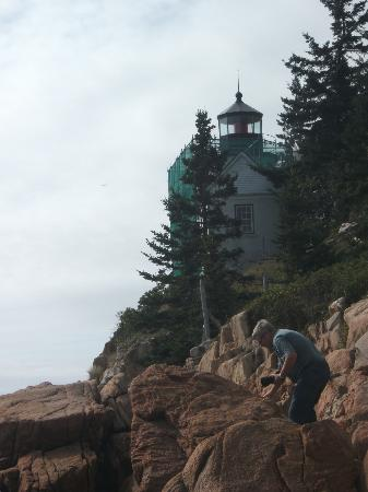Bass Harbor Head Lighthouse: Le phare