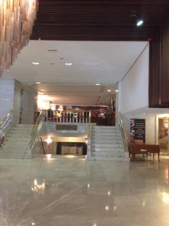 Hotel Miguel Angel by BlueBay: the lobby