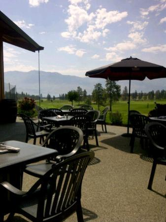 19 Okanagan Grill + Bar at Two Eagles Golf Course: Great view for lunch