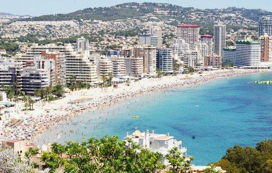 Playa de la Fossa o Levante